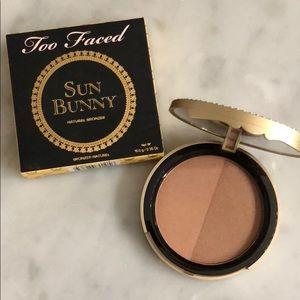 Too faced sun bunny Bronzer